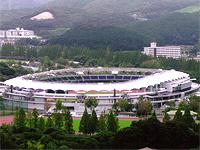 県立総合運動公園新陸上競技場